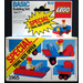LEGO Building Set, Trial Size Offer Set 1965