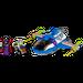 LEGO Buzz's Star Command Spaceship Set 7593