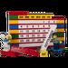 LEGO Calendar - Brick Calendar (853195)