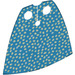 LEGO Cape with Speckled Dots with Regular Starched Texture (20458 / 50231 / 700047)