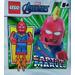 LEGO Captain Marvel Set 242003