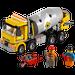 LEGO Cement Mixer Set 60018