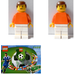 LEGO Championship Challenge Set with Orange Players 3409-2