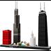 LEGO Chicago Set 21033