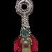LEGO Chima Cragger Key Chain (850602)