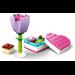 LEGO Chocolate Box & Flower Set 30411