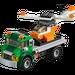 LEGO Chopper Transporter Set 31043