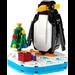 LEGO Christmas Penguin Set 40498