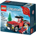 LEGO Christmas Tree Truck (2013 Set 2) 40083