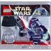LEGO Chrome Darth Vader 10 Year Anniversary Promotional Polybag Set 4547551