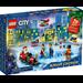 LEGO City Advent Calendar Set 60303