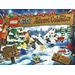 LEGO City Advent Calendar Set 7724