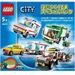 LEGO City Traffic Super Pack 4-in-1 Set 66451