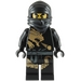 LEGO Cole DX with Dragon Print Minifigure