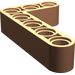 LEGO Copper Beam Bent 90 degrees, 3 and 5 Holes (32526)