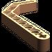 LEGO Copper Technic Beam 3 x 3.8 x 7 Beam Bent 45 Double (32009)