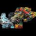 LEGO Cragger's Fire Striker Set 70135
