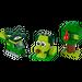 LEGO Creative Green Bricks Set 11007