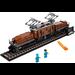 LEGO Crocodile Locomotive Set 10277
