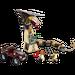 LEGO Cursed Cobra Statue Set 7325