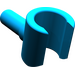 LEGO Dark Azure Minifig Hand (3820)