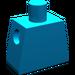 LEGO Dark Azure Minifig Torso (88476)