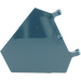 LEGO Dark Blue Flag 5 x 6 Hexagonal with Thin Clips (51000)