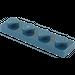 LEGO Dark Blue Plate 1 x 4 (3710)