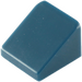 LEGO Dark Blue Slope 1 x 1 (31°) (50746 / 54200)