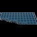 LEGO Dark Blue Wing 6 x 12 Left (30355)