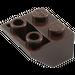 LEGO Dark Brown Slope 2 x 2 (45°) Inverted (3660)