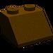 LEGO Dark Brown Slope 45° 2 x 2