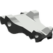 LEGO Dark Gray Animal Dragon Head (6027)
