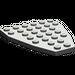 LEGO Dark Gray Boat Bow Plate 6 x 7 (2625)