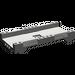 LEGO Dark Gray Car Track 16 x 8 x 2 Straight (42936)