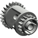 LEGO Dark Gray Differential Gear Casing (6573)