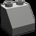 LEGO Dark Gray Duplo Slope 45° 2 x 2 x 1.5 (6474)