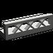 LEGO Dark Gray Fence Lattice 1 x 4 x 1 (3633)
