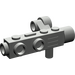 LEGO Dark Gray Minifig Camera with Side Sight (4360)