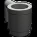 LEGO Dark Gray Mug (3899)