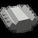LEGO Dark Gray Rear 2 x 2 Motor Block (30601)