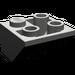 LEGO Dark Gray Slope 2 x 2 (45°) Inverted (3676)