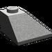 LEGO Dark Gray Slope 45° 2 x 2 (3045)