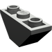 LEGO Dark Gray Slope 45° 3 x 1 Inverted Double