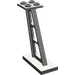 LEGO Dark Gray Support 2 x 4 x 5 Stanchion Inclined with Thick Supports (4476)