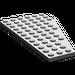 LEGO Dark Gray Wing 6 x 12 Left