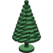 LEGO Dark Green Large Pine Tree 4 x 4 x 6 2/3