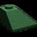LEGO Dark Green Slope 45° 2 x 2 (3045)