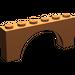 LEGO Dark Orange Arch 1 x 6 x 2 Thick Top and Reinforced Underside