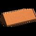 LEGO Dark Orange Slope 45° 2 x 4 Double (3041)